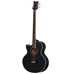 Ortega D1-4LE Black Lefthand « Basse acoustique