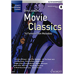 Schott Saxophone Lounge - Movie Classics Alto Sax « Libro de partituras