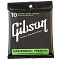 Corde guitare folk Gibson Masterbuilt Premium