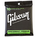 Cuerdas guitarra acúst. Gibson Masterbuilt Premium