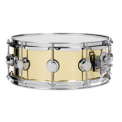 DW Collector´s Brass Collector´s Brass 14''x 6,5'' « Caisse claire