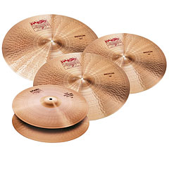 Paiste 2002 Medium Cymbal Set « Pack de cymbales