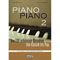 Нотная тетрадь  Hage Piano Piano 2 (Mittelschwer)