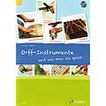 Instructional Book Schott Orff-Instrumente und wie man sie spielt