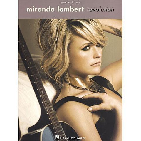 Hal Leonard Miranda Lambert - Revolution