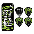 Púa Dunlop James Hetfield Black Fang Pick Tin (1,14 mm)