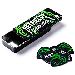 Dunlop James Hetfield Black Fang Pick Tin (1,14 mm) « Plectrum