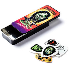 Dunlop Kirk Hammett Monster Loose Pick Tin (0,88 mm) « Plektrum