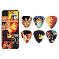 Médiators Dunlop Jimi Hendrix Montage Pick Tin, Heavy