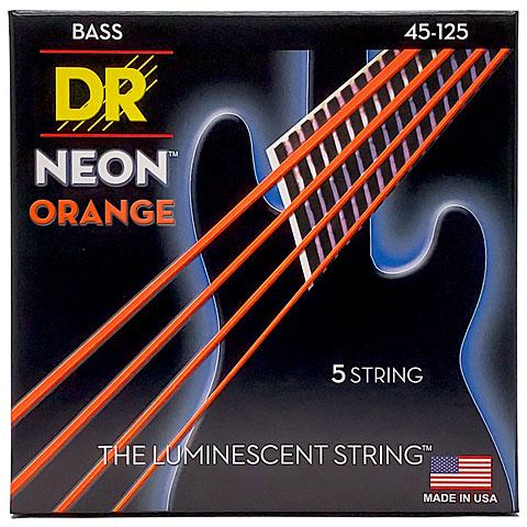 DR NEON Hi-Def MULTI-COLOR Medium /· Cuerdas guitarra el/éctr.