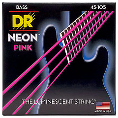 DR Neon Pink Medium