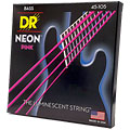 Electric Bass Strings DR Neon Pink Medium