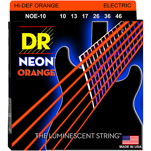 DR Neon Orange Medium