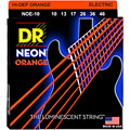 DR Neon Orange Medium « Set di corde per chitarra elettrica