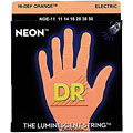 DR Neon Orange Heavy « Electrische Gitaar Snaren