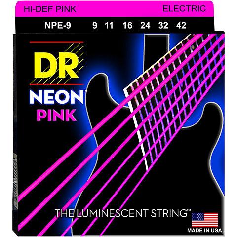 DR Neon Pink Lite