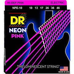 DR Neon Pink Medium « Saiten E-Gitarre