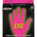Cuerdas guitarra eléctr. DR Neon Pink Heavy