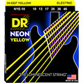 DR Neon Yellow Medium « Electrische Gitaar Snaren