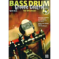 Libros didácticos Alfred KDM Bass Drum Groove Control