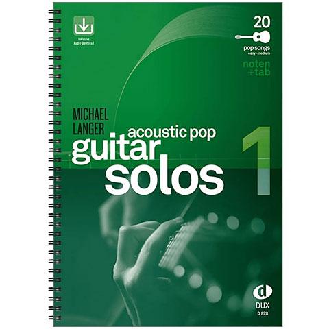 Dux Acoustic Pop Guitar Solos 1