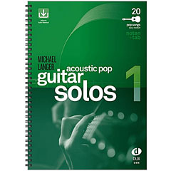 Dux Acoustic Pop Guitar Solos 1 « Libro de partituras