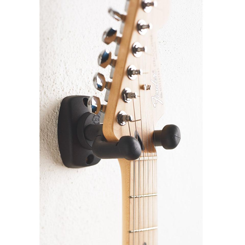 Для подвеса гитары на стену