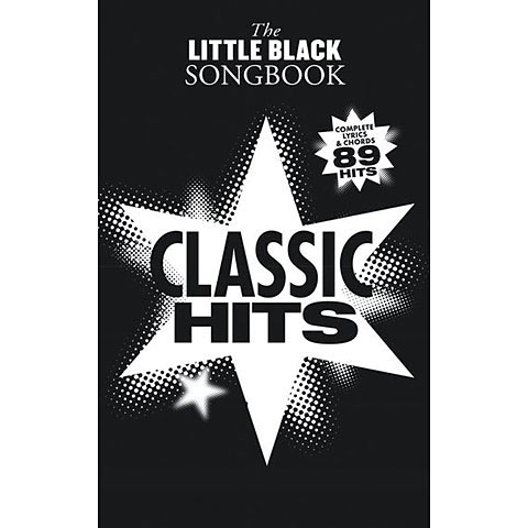Music Sales The Little Black Songbook Classic Hits
