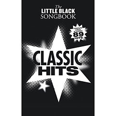 Music Sales The Little Black Songbook - Classic Hits « Songbook