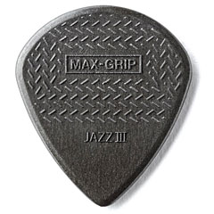 Dunlop Max-Grip Jazz III Carbon Fiber (6 pcs) « Plectrum