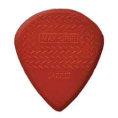 Dunlop Max-Grip Jazz III Nylon (6 pcs)