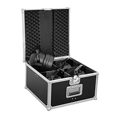 Roadinger Case for 4x PAR 56 short « Lichtcase