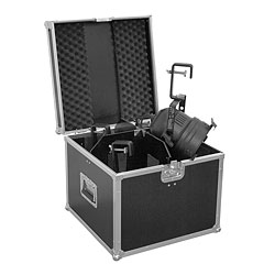 Roadinger Case for 4 x PAR 56 long « Lichtcase
