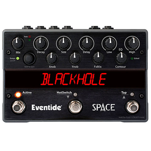 Guitar Effect Eventide Space
