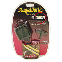 Stageworks The Rimma Stick Holder « Accessoires de batterie
