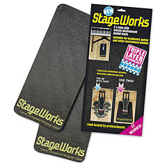 Stageworks Non-Slip-Mats « Drum Accessories
