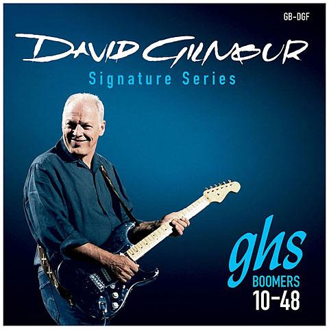 Cuerdas guitarra eléctr. GHS 010-048 GB-DGF David Gilmour Signature