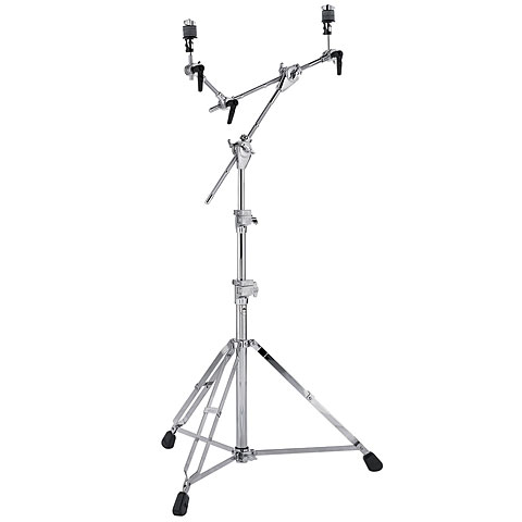 DW 9000 Series Heavy Duty Double Braced Multi Cymbal Stand