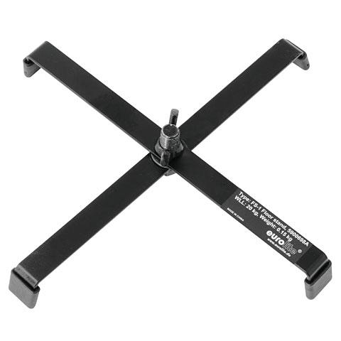 Eurolite FS-1 Floorstand schwarz
