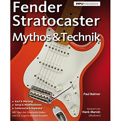 PPVMedien Fender Stratocaster Mythos & Technik « Monografía