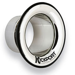 KickPort KP2CH Chrome Sub-Booster