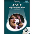 Music Sales Adele - Play-along for Flute « Play-Along
