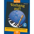 Libro de partituras Holzschuh Jede Menge Flötentöne Vorhang auf! Bd.1