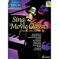 Libro di spartiti Schott Schott Vocal Lounge Sing Movie Classics