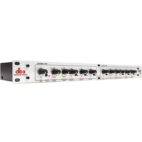 Divis. frecuencia activo dbx 234xs