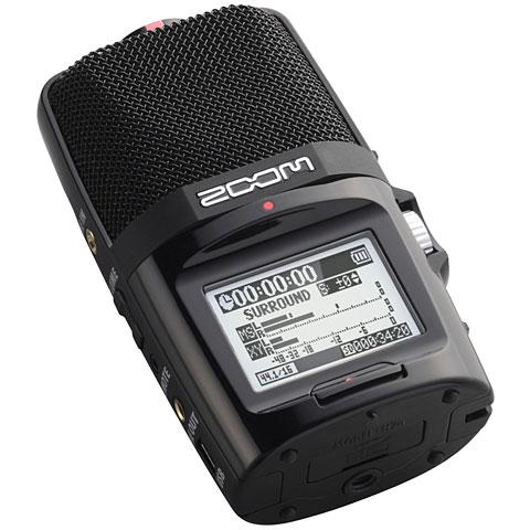 Digital Audio Recorder Zoom H2n