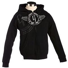 Gibson Men's Hoodie S « Zipped Hood