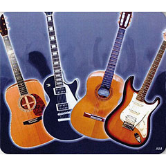 AIM Gifts Mouse Mat - Guitar Design « Mousepad