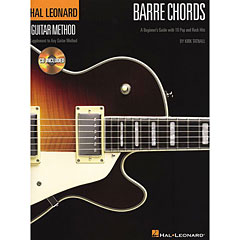 Hal Leonard Hal Leonard Guitar Method Barre Chords « Lehrbuch
