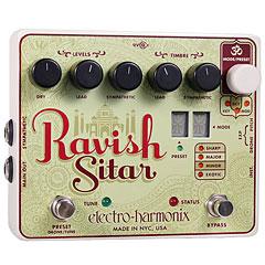 Electro Harmonix Ravish Sitar « Pedal guitarra eléctrica